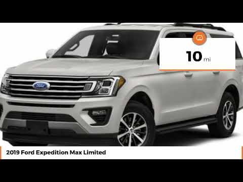 2019 Ford Expedition Max Limited New T8263