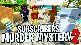 Come join the fun as we play The First Ever SUBSCRIBER MURDER MYSTE...