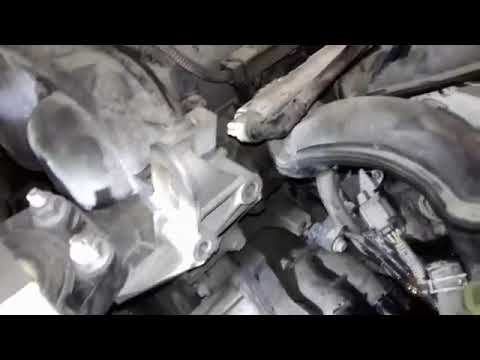 Самостоятельная замена термостата на форд фокус 2 (1.6)