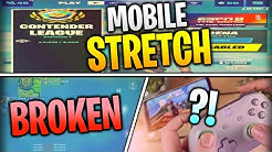 Fortnite Mobile News | HUDs Broken, Stretched Res, Competitive RUINED, AND MORE!