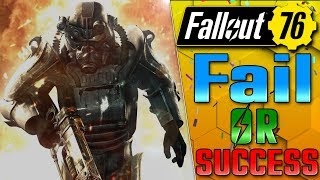 FALLOUT 76 VAULT RAIDS - SUCCESS or FAILURE?