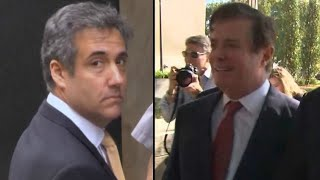 Federal convictions of Paul Manafort, Michael Cohen, From YouTubeVideos
