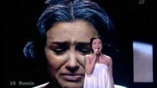 Анастасия Приходько / Anastasia Prihodko - Mama [At Eurovision 2009 Final]