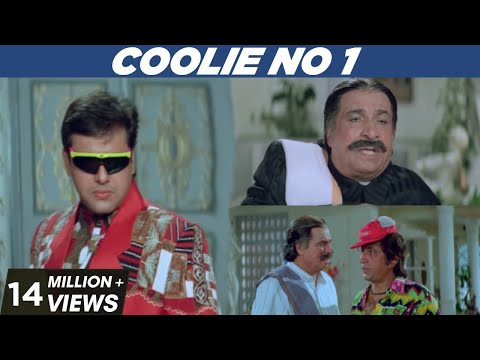 Coolie No. 1 | All Comedy Scenes | Govin