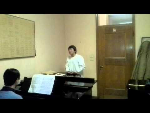 recondita armonia RHO SEONGHOON
