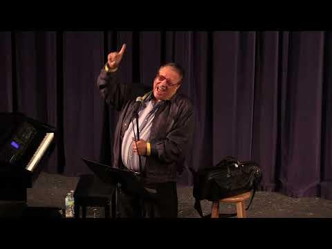 Arturo Sandoval Masterclass On Trumpet And Music