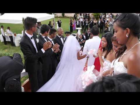 mariage Nambintsoa & Beby