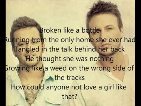 Love and Theft - Town Drunk with Lyrics