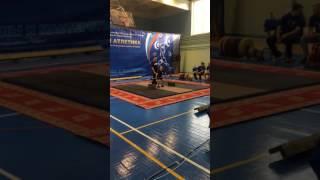 видео Гимнастика силовая или тяжелая атлетика