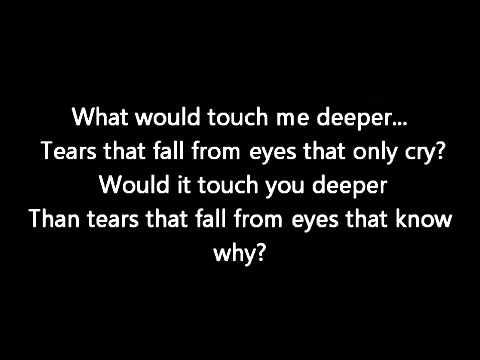 Rush Tears Lyrics