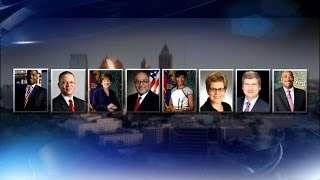 Poll shows one candidate pulling ahead in Atlanta mayoral race