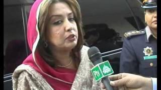 Aasma Arbab Alamgir PTV Sukkur Interview  Imran Malik