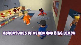 Abenteuer von Keven und BiGG LEmON | Realistisches Rollenspiel 2 ROBLOX