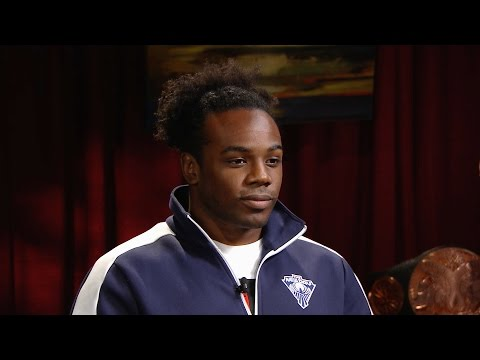 Xavier Woods feels the power of fear: July 6, 2016