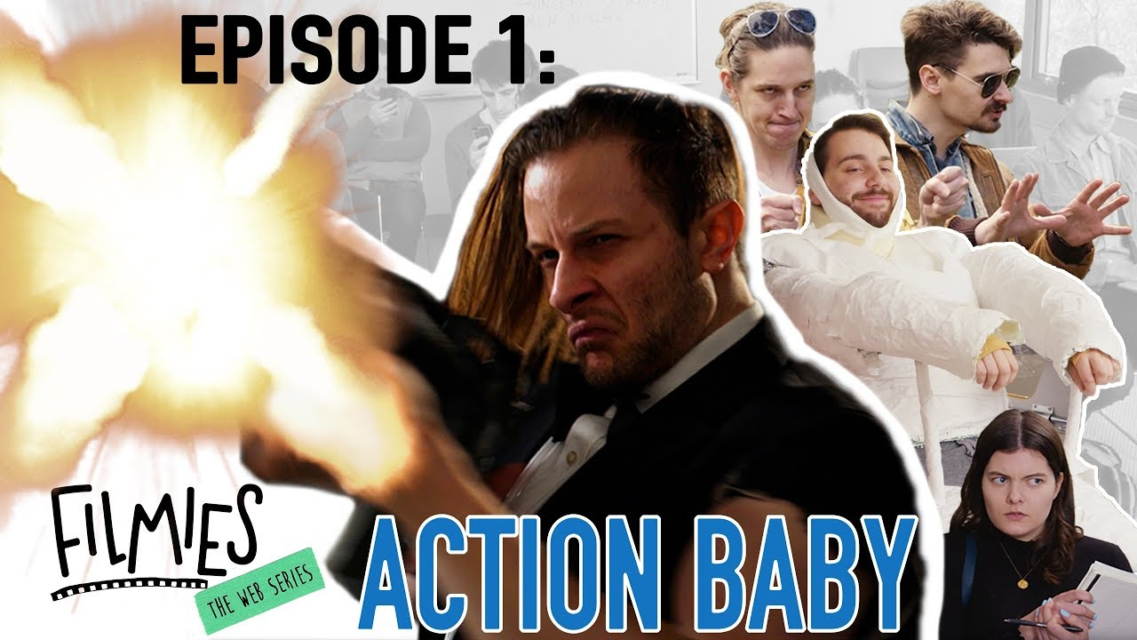 Episode One - 'ACTION BABY'  | FILMIES: Amateur Movie Makers