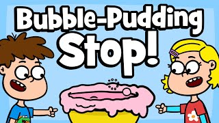 Bubble Pudding Stop! - Funny kids song | Hooray Kids Songs & Nursery Rhymes