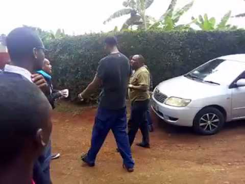 Drama In Nyeri As Pastor Is Caught Pants Down With His Brother-In-Law's Pregnant Wife