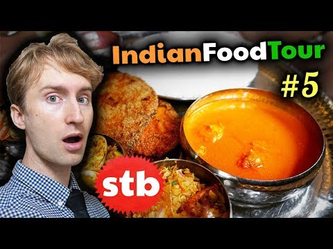 TENDER Goan Fish Thali in Panjim // INDIAN FOOD TOUR #5 in Panaji, India // Goan Food in Goa