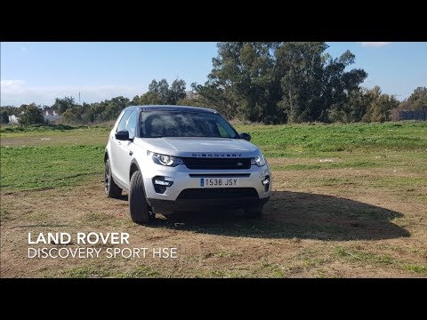 Land Rover Discovery Sport - Review by a 14 year old