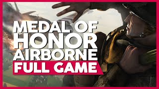 Medal Of Honor: Airborne | Full Gameplay/Playthrough | PC 60ᶠᵖˢ | No Commentary