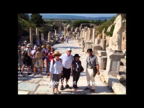 Ephesus Tour Guide and Tour Operator Denizhan Pekoz