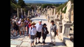 Ephesus Tour Guide and Tour Operator Denizhan Pekoz
