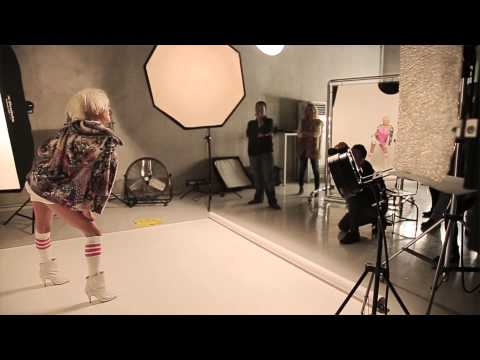 HD Photoshoot Backstage w: Pamela Spence