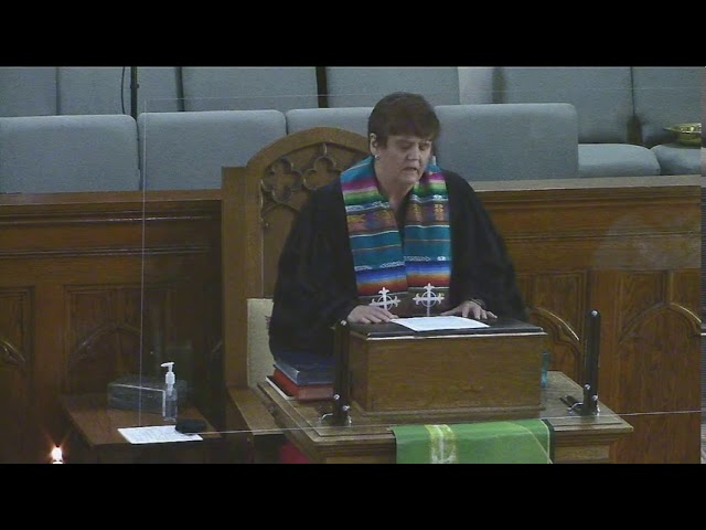 Sermon   When All Hope Seems Lost   Rev  Kathy Brown