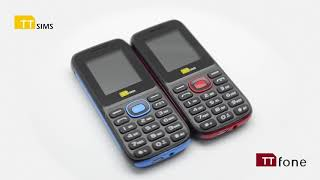 TTsims - Dual Sim TT120