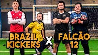 Desafio de finalização - Brazil Kickers x Falcão 12