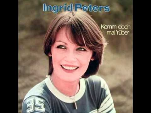 Ingrid Peters - Ich hab nie Langeweile mit der Nachbarschaft - 1976 (R.G. cover)