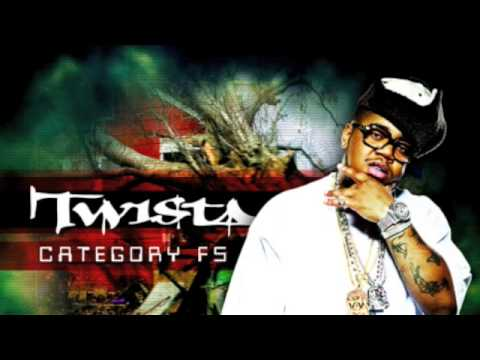 Twista - Alright - featuring Kanye West [Category F5 Bonus Track] Produced by No ID + Kanye West