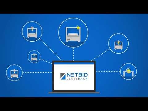 Mehr Liquidität für ihr Unternehmen mit NetBid Leaseback!
