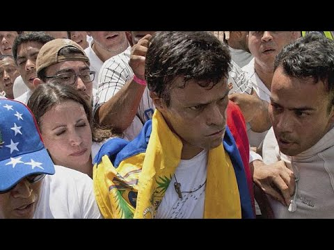 Venezuela's opposition leader Leopoldo Lopez released from prison