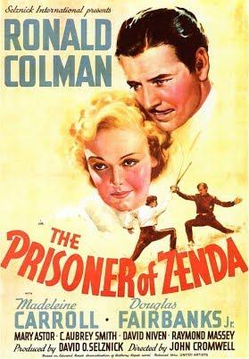 The Prisoner Of Zenda (1937)