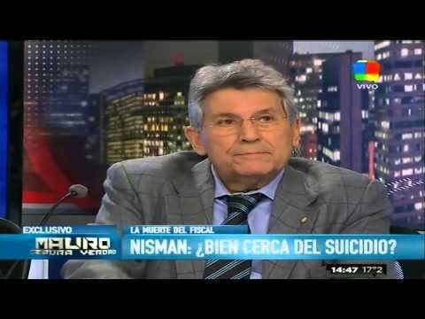 Nisman: ¿Más cerca del suicidio?