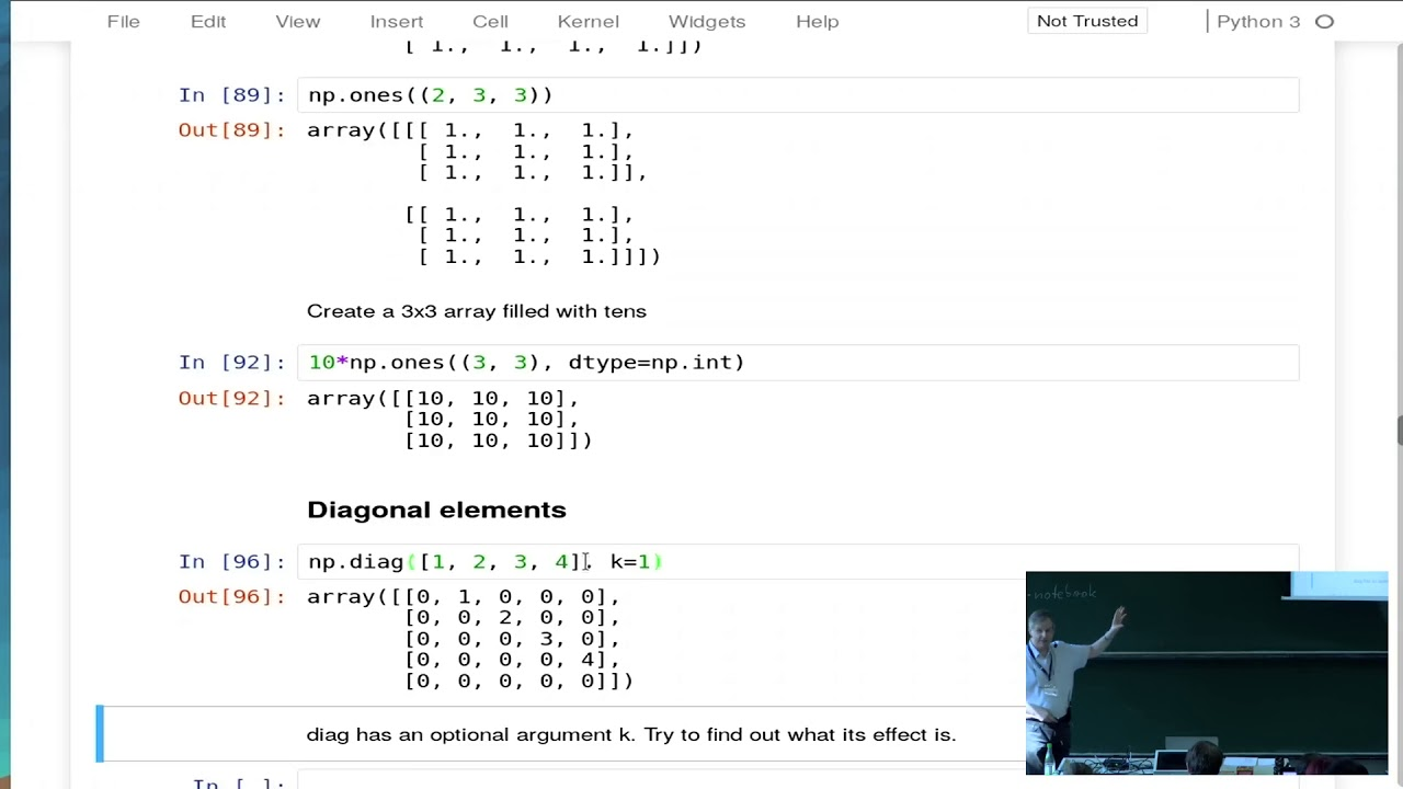 Image from NumPy (2/2)