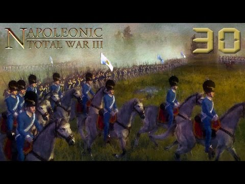 Napoleonic Total War 3 (v5.0) - multiplayer #30 [CZ]