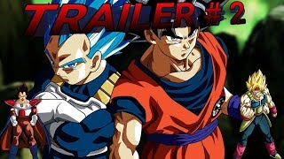 Dragon Ball Super (BROLY)  (Trailer #2)
