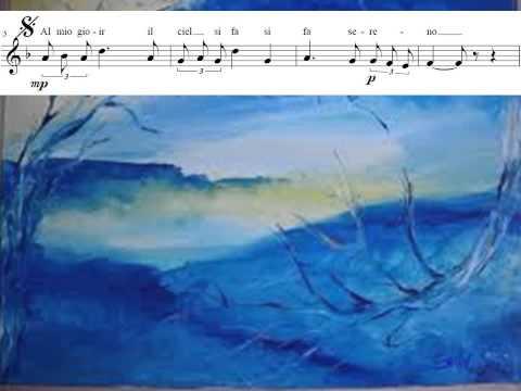 Schubert Serenade For Soprano And Piano - Santino Cara