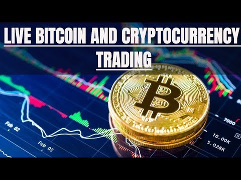 *LIVE* Bitcoin, Bitcoin Cash, Ethereum and Ripple XRP Technical Analysis + Market Update #17