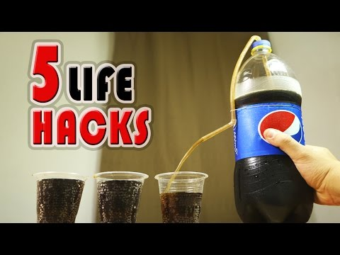 Thumbnail: Five New Simple Life Hacks You Should Try at Home