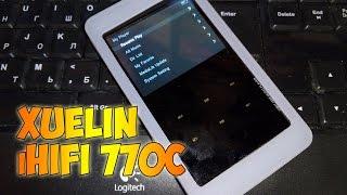 �������� ���� Xuelin iHiFi 770c . Распаковка и комплектация. Первые впечатления. ������