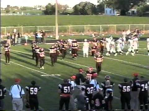 Fruitland Football 2004 New Plymouth