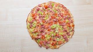 Ленивая Пицца без теста за 15 минут. Супер простой рецепт