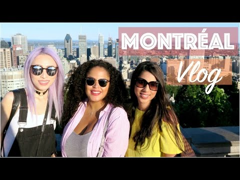 Canada Travel Montreal Vlog Eating Poutine for the First Time Meeting Youtubers ft Arzan Blogs & Elr