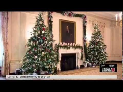 KSDK: McCaskill Congratulates Missouri Florists for Bringing White House Holiday Decorations to Life