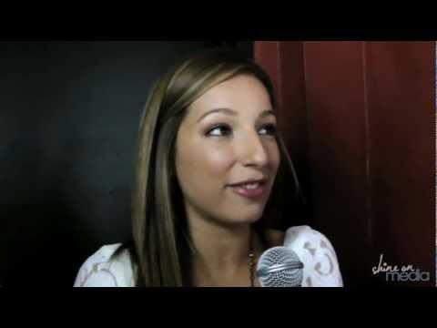Vanessa Lengies Talks Chord Overstreet &