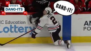 Linesmen Are Throwing Flying Knees Now?! | Steve's Dang-Its