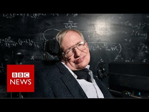 Stephen Hawking: Trump stance could damage Earth - BBC News